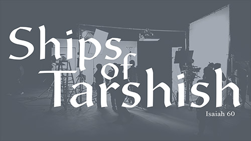 Ships of Tarshish